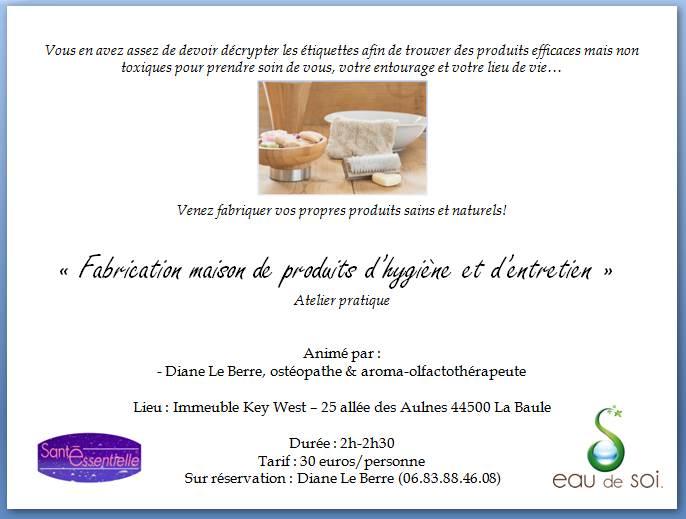 Produit entretien maison naturel excellent traitement naturel with produit entretien maison - Traitement savon noir bicarbonate ...