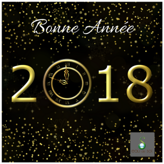 Bonne Année 2018 - Eau de Soi