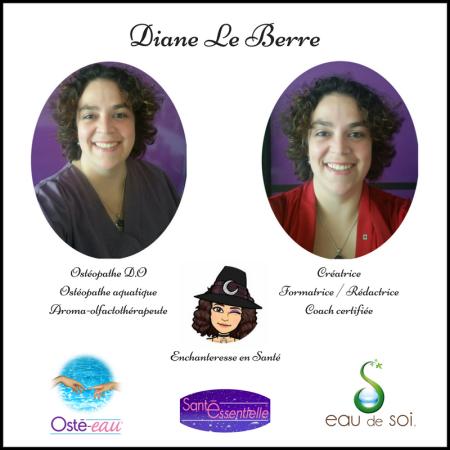 Diane Le Berre - présentation